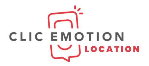 Clic Emotion Location